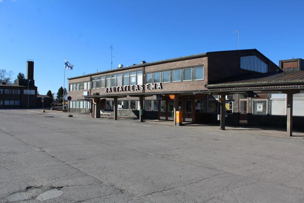 Toijalan Rautatieasema