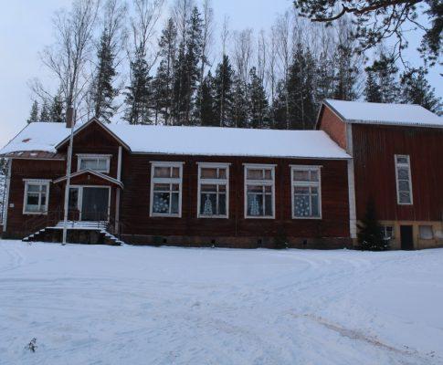 Hausjärven kirkonkylä ja Hikiä helmikuisena sunnuntaina 2018