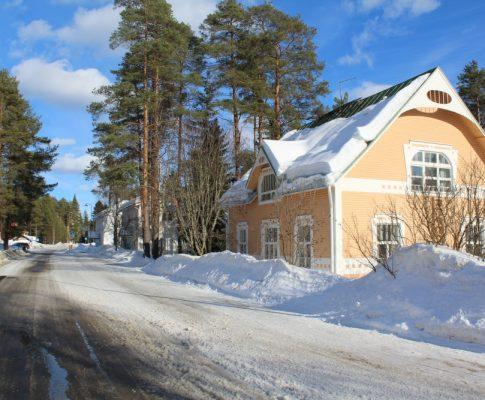 Kestilä pääsiäisenä 2018